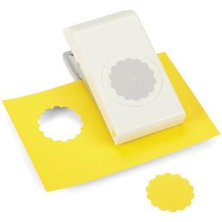 Nesting Paper Punch-Scallop Circle 1.5""