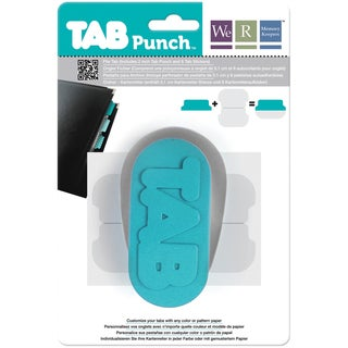 Tab Punch-File, 2""