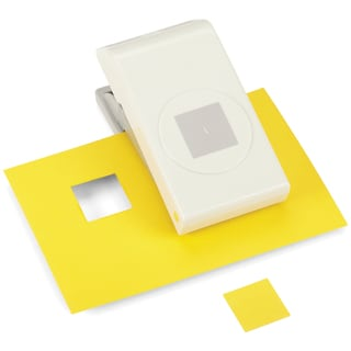 Nesting Paper Punch-Square 1""