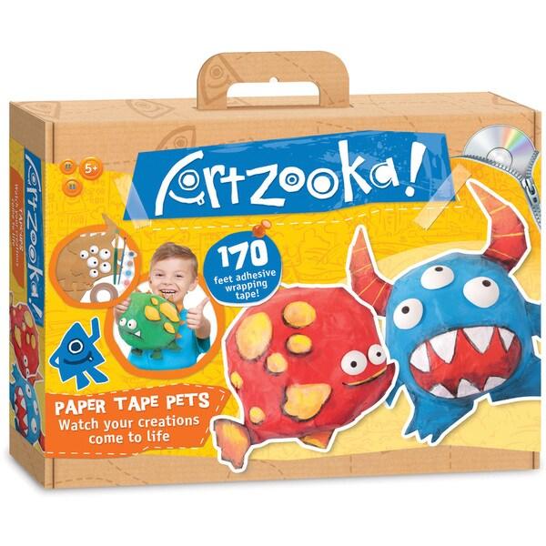 Paper Tape Pets Kit-