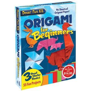 Origami For Beginners Kit-