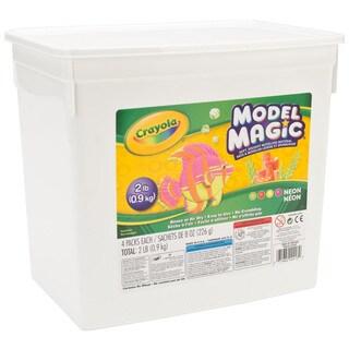 Crayola Model Magic 2 Pound Tub-Neon