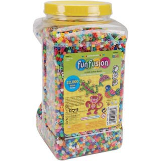 Perler Fun Fusion Beads 22,000/Pkg-Multi Mix|https://ak1.ostkcdn.com/images/products/7541402/P14976093.jpg?impolicy=medium