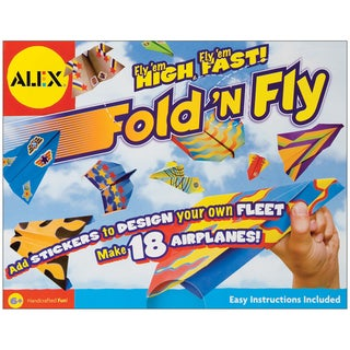 Alex Toys Fold 'n Fly Kit