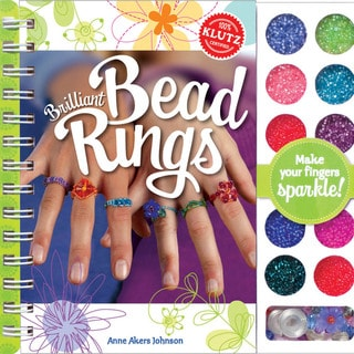 Brilliant Bead Rings Book Kit