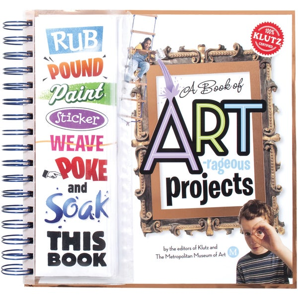 Artrageous Projects Book Kit-