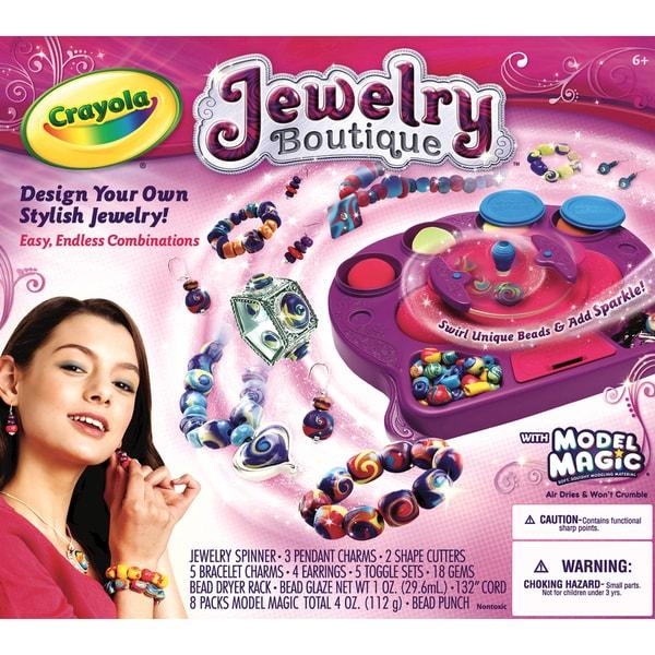 Model Magic Jewelry Studio Starter-