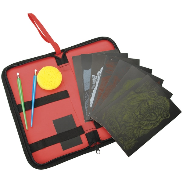 Big Kid's Choice Easy To Do Keep N' Carry Set-Engraving Art