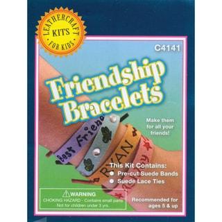 Leather Kit-Friendship Bracelets