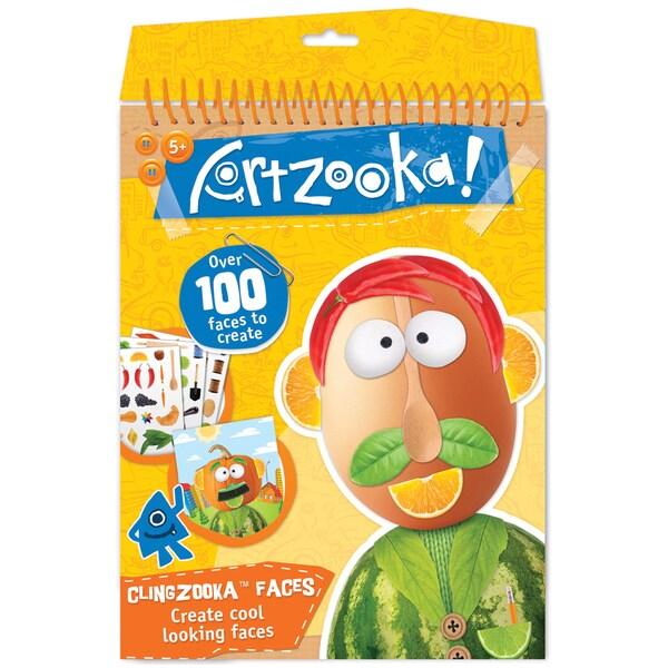 Clingzooka Faces Kit-