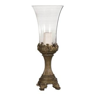 Uttermost Rococo Hurricane Candleholder