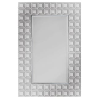 Ren Wil Hailey Beveled Geometric Mirror