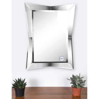 Carson Carrington Ulfsjon Indoor All Glass Mirror