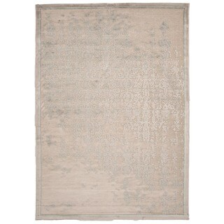 Modern Abstract Viscose/Chenille Accent Rug (2' x 3')