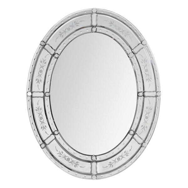 Ren Wil Lucia Etched Venetian Mirror