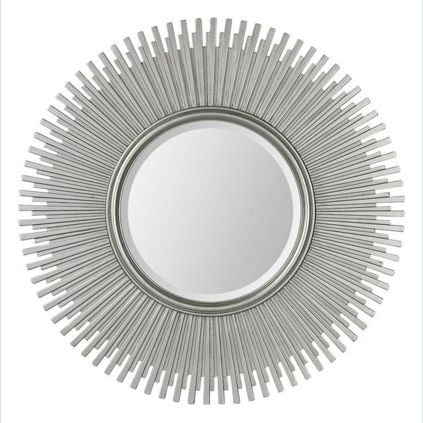 Kincaid Glass Spoke-framed Mirror