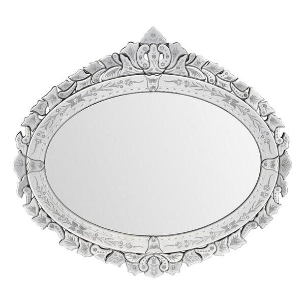 Ren Wil Skyler Etched Glass Mirror