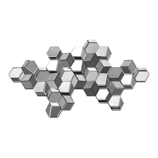 Ren Wil Manhattan Sculpture 3D Cube Mirror