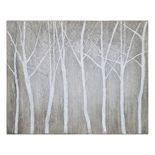 Ren Wil Patrick St. Germain 'Natural Nature' Hand Painted Canvas