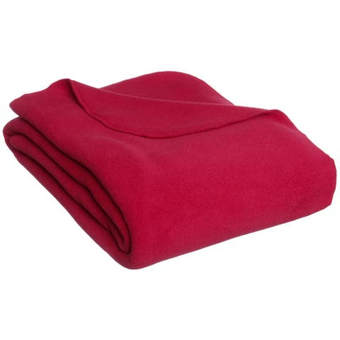 Kenyon Polartec Fleece Indoor/ Outdoor 34 x 36-inch Lap Blanket