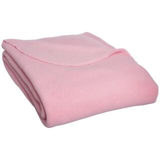 Kenyon Polartec Fleece Indoor/ Outdoor 34 x 36-inch Lap Blanket (Option: Pink)
