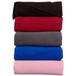 Kenyon Polartec Fleece Indoor/ Outdoor 34 x 36-inch Lap Blanket (4 options available)