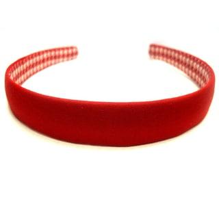 Crawford Corner Shop 1-inch Red Headband