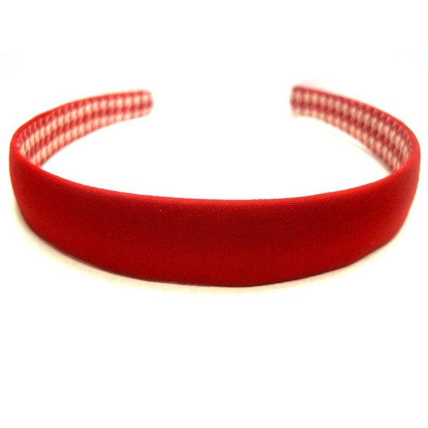 Crawford Corner Shop 1-inch Red Headband