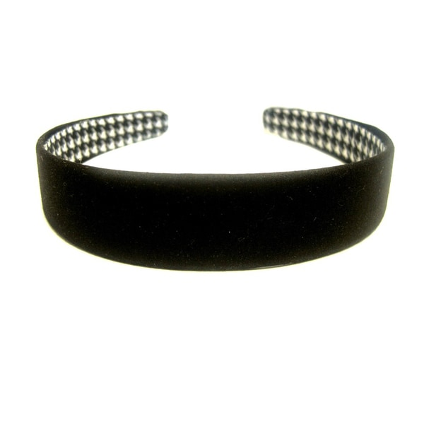 Crawford Corner Shop One-Inch Black Headband