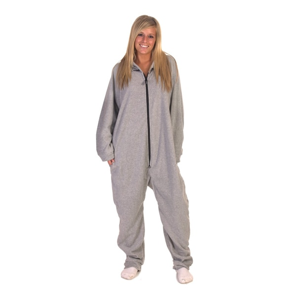 As Seen on TV Forever Lazy Adult Grey Jumper (Set of 2)