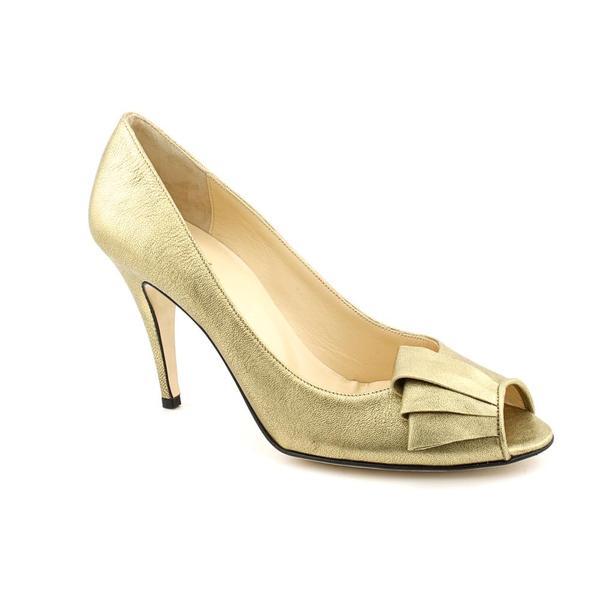 Butter Women's 'Saffron' Leather Dress Shoes (Size 11)