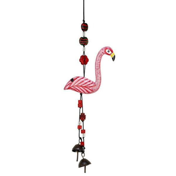 Handmade Flamingo Wind Chime (India)