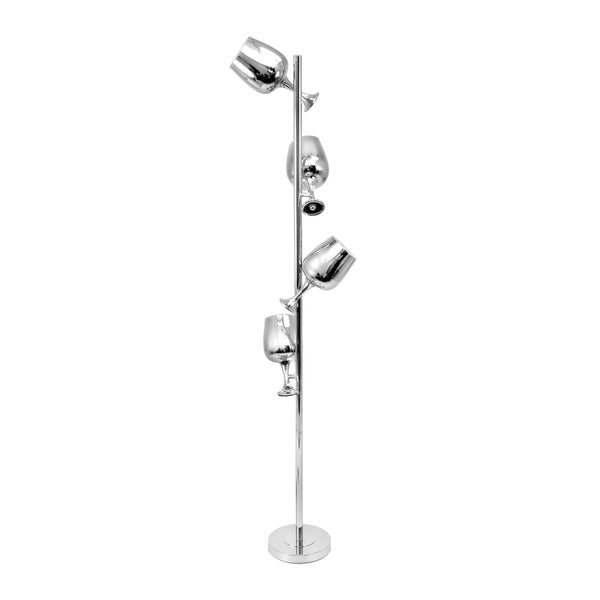 LumiSource Vino Accent Floor Lamp