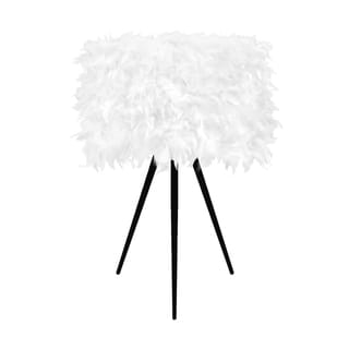 Audubon Accent Feather Table Lamp