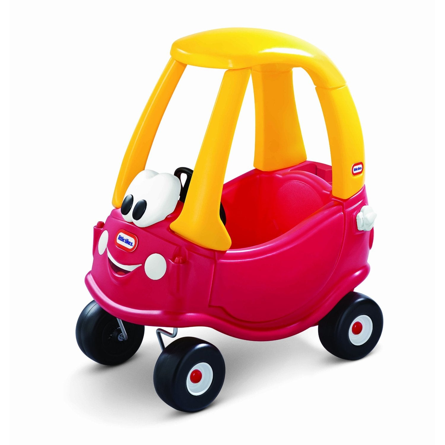 Kids Cartoon Car Toy Toddlers Ride American Classic Coupe Child