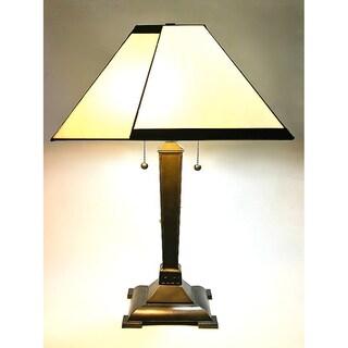 Serena d'italia Tiffany Style Contemporary Table Lamp