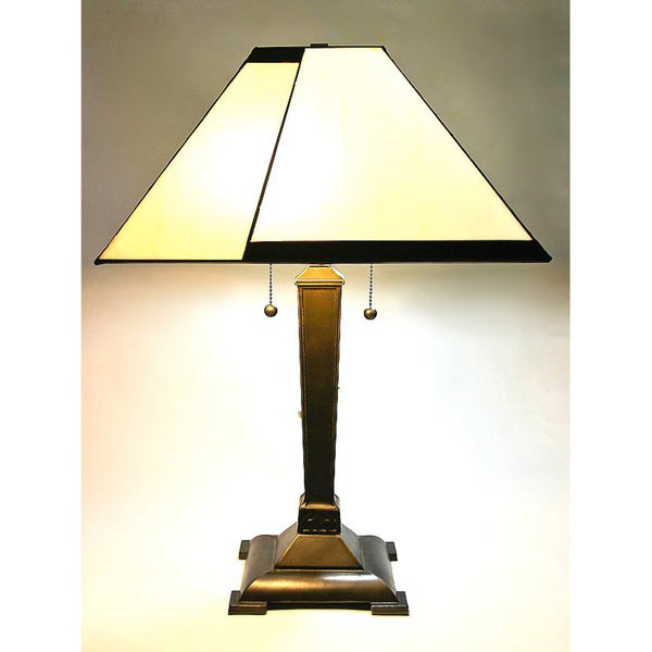 serena d 39 italia tiffany style contemporary table lamp free shipping. Black Bedroom Furniture Sets. Home Design Ideas