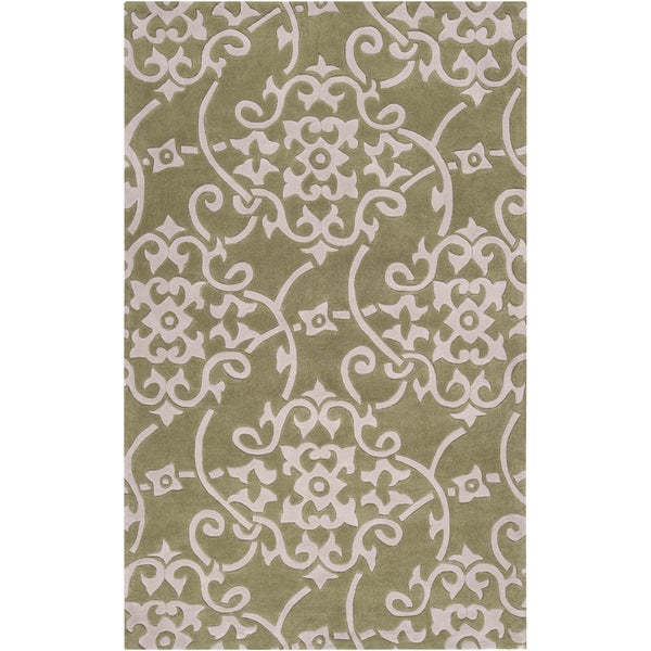 Hand-tufted Pismo Area Rug