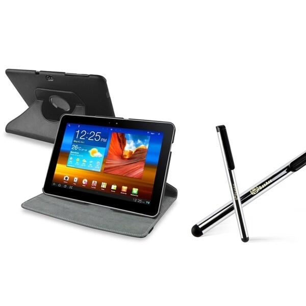 BasAcc Swivel Case/ Stylus for Samsung Galaxy tab 10.1-inch P7500