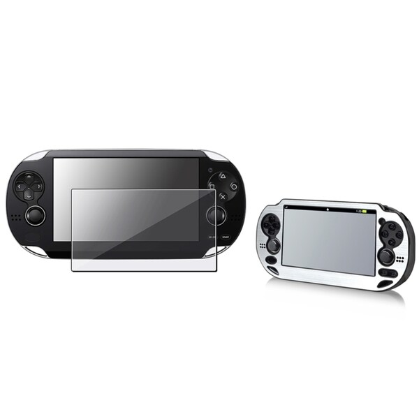 INSTEN Case Cover/ Screen Protector for Sony Playstation Vita