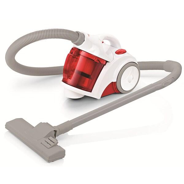 Sunbeam Raspberry Turbo Brush Bagless Canister Vacuum Cleaner