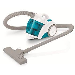 Sunbeam TurquoiseTurbo Brush Bagless Canister Vacuum Cleaner