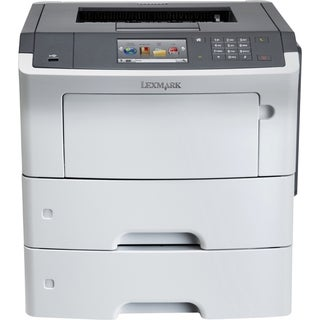 Lexmark MS610DTE Laser Printer - Monochrome - 1200 x 1200 dpi Print -