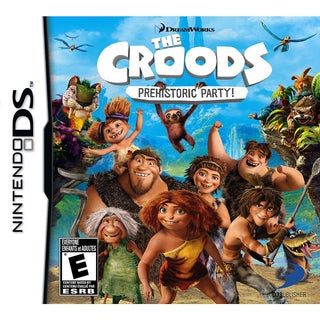 NinDS - The Croods Prehistoric Party