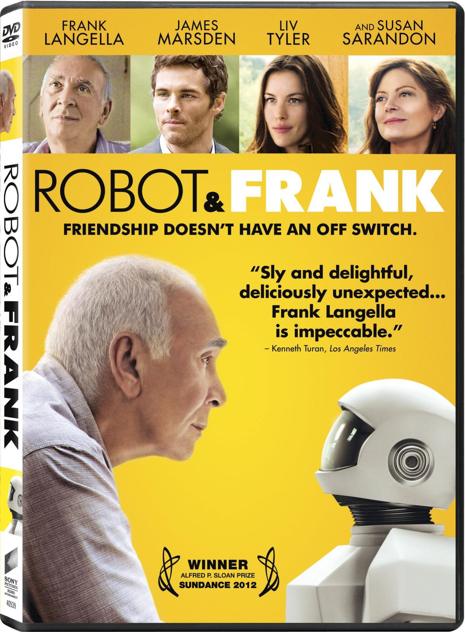 Robot and Frank (DVD)