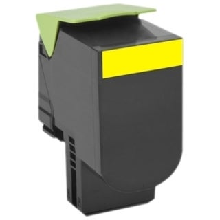Lexmark Unison 800X4 Toner Cartridge - Yellow
