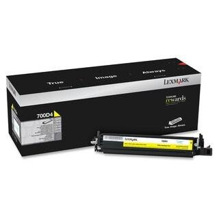 Lexmark 700D4 Yellow Developer Unit