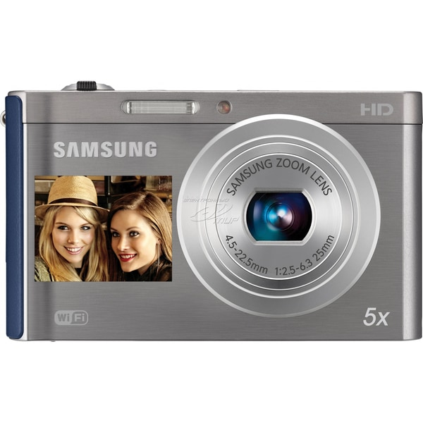 Samsung DV300F 16MP Digital DualView Camera