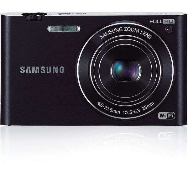 Samsung MV900F MultiView 16.3MP Black Digital Camera