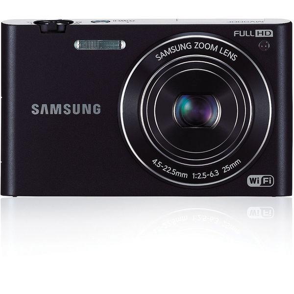 Samsung MV900F MultiView 16.3MP Black Digital Camera